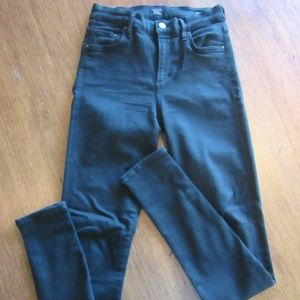 Citizens of Humanity Rocket Skinny Black Jeans 26